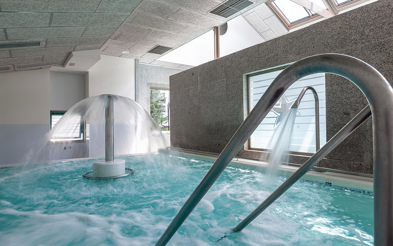 Circuito Hidrotermal Hotel Balneario de Compostela