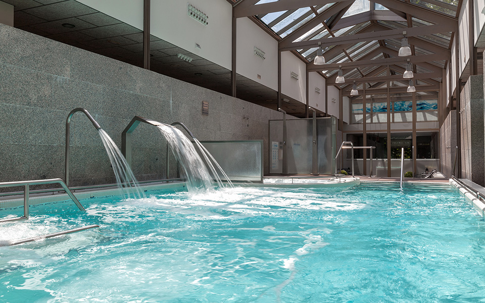 Instalaciones Balneario Hotel Balneario de Compostela
