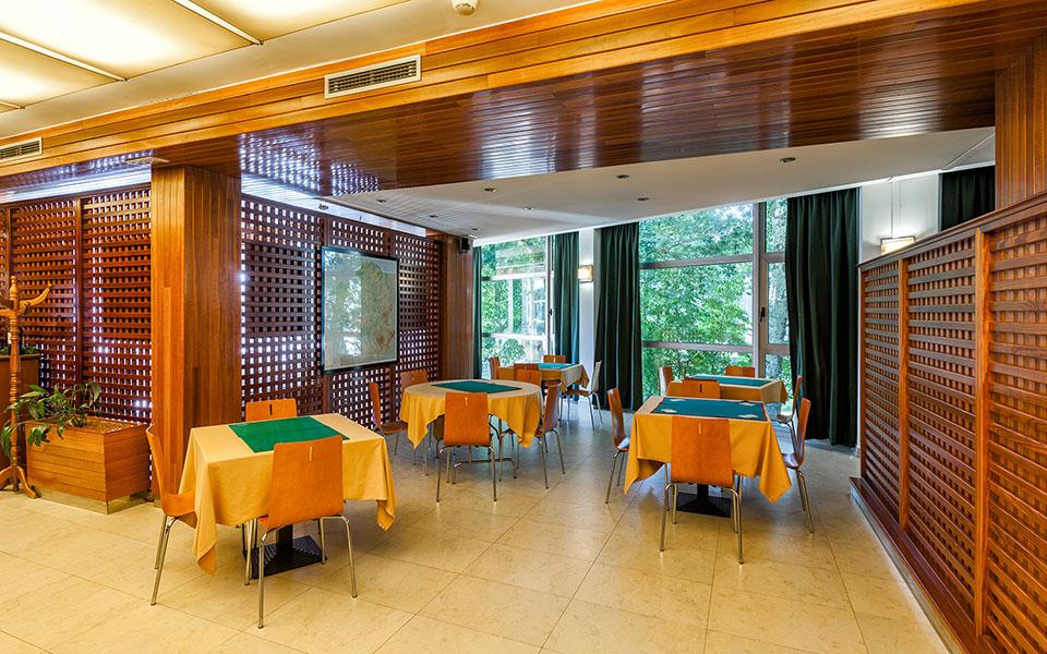 Salón Social Hotel Balneario de Compostela