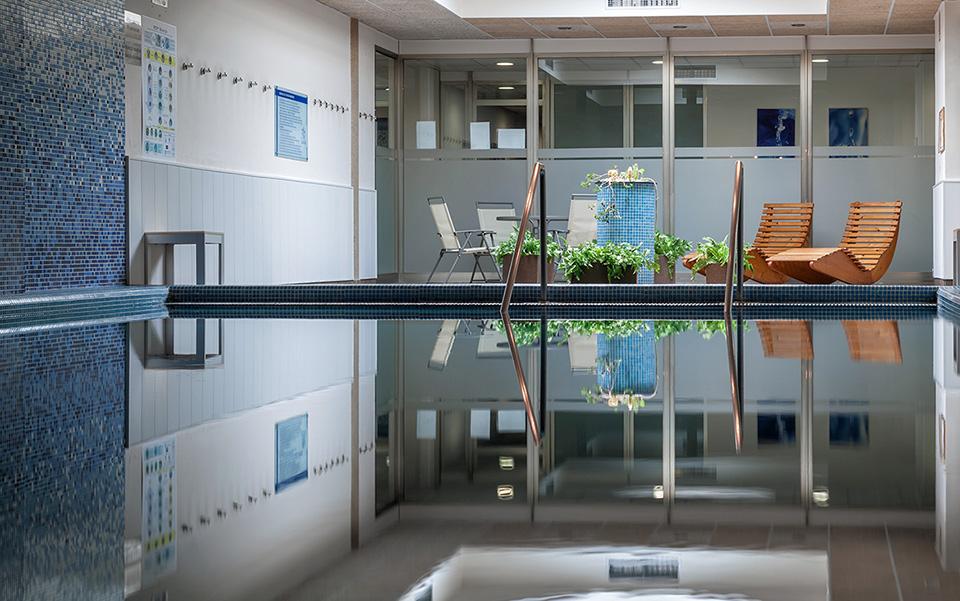 Piscinas Terapéuticas Hotel Balneario Compostela
