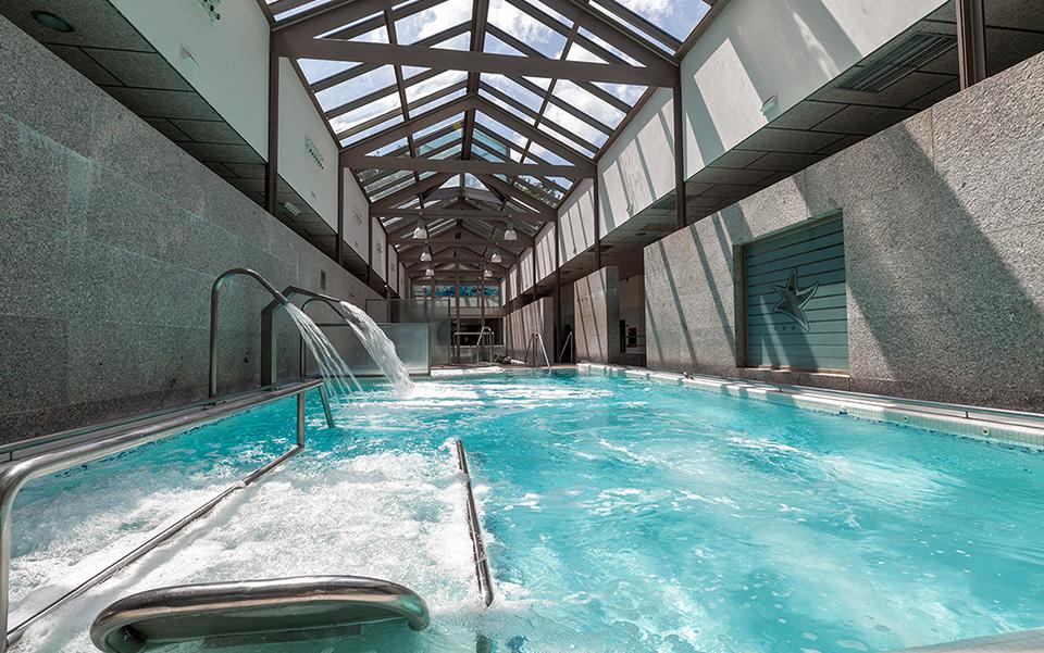 Circuito Hidrotermal Hotel Balneario de Compostela 2